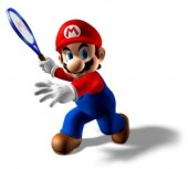 Mario Power Tennis from Nintendo