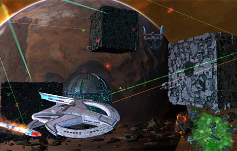 Star Trek Online screenshot by Cryptic Studios