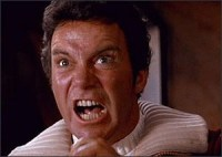 Star Trek II The Wrath of Khan William Shatner