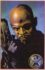 Ultimate Marvel Nick Fury