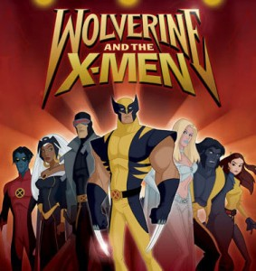 Nicktoons Wolverine and the X-Men