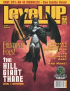 Level Up magazine from Goodman Games