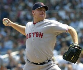 Curt Schilling, shown in an Aug. 30, 2007, file photo, is retiring from baseball. The 42-year-old right-hander who won World Series championships with Arizona and Boston. The Associated Press