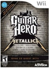 Guitar Hero Metallica