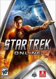 Star Trek Online box art