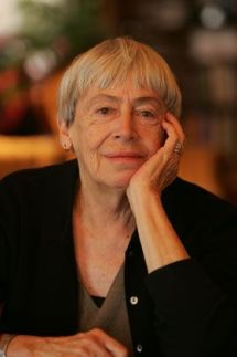 ursula k le guin photo by dan tuffs