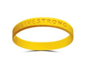Livestrong armband