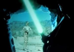 Return of the Jedi deleted scene