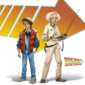 Back to the Future game