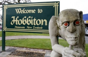 New Zealand Film The Hobbit (AP)