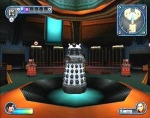 Doctor Who Return to Earth Nintendo