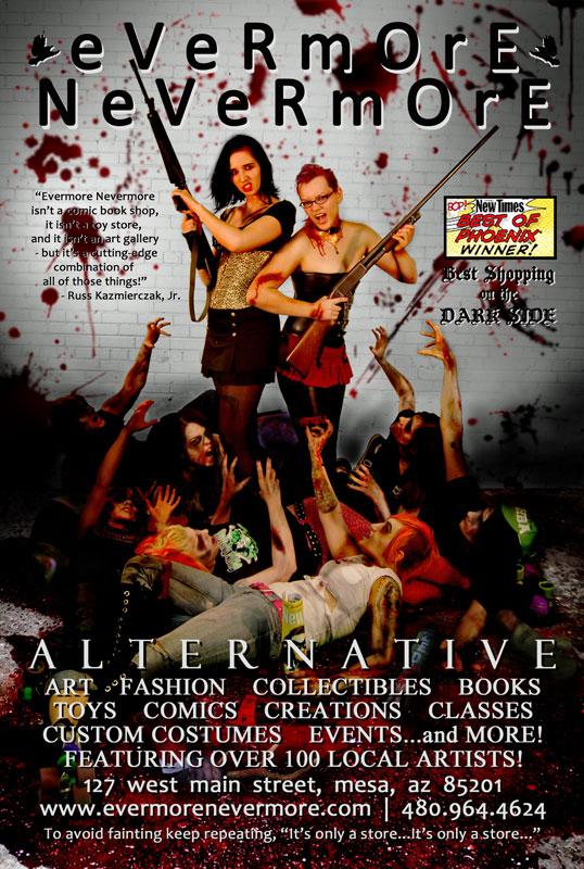 Zombie Extermination Division