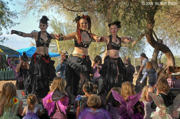Phoenix Faerie Festival - Su Von Mazo