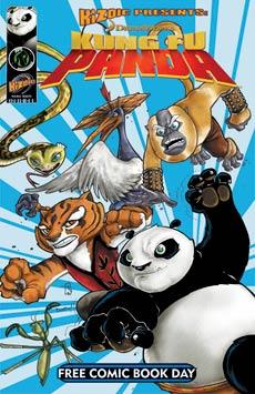 Free Comic Book Day: Kung-Fu Panda