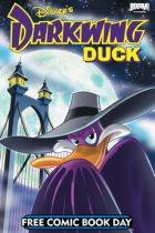 Free Comic Book Day: Darkwing Duck