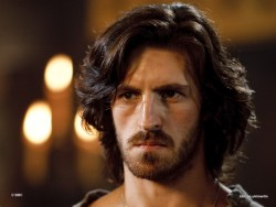 Eoin Macken as Gwaine (BBC/Syfy)