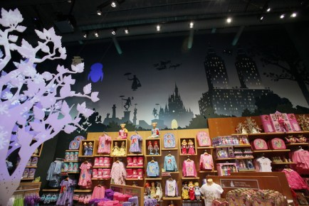 Times Square new Disney Store concept
