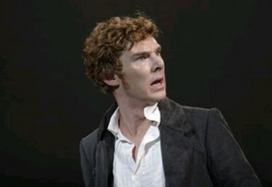 Benedict Cumberbatch in Frankenstein