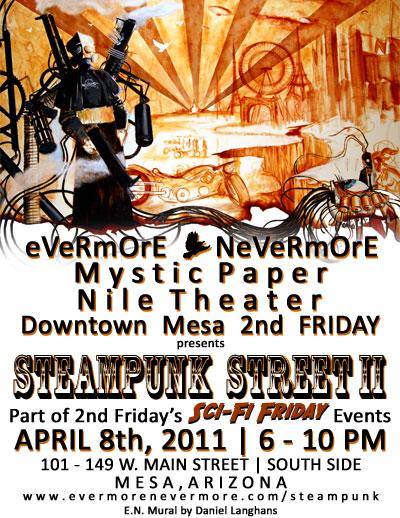Steampunk Street II