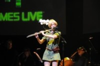 Laura Intravia, aka 'Flute Link'