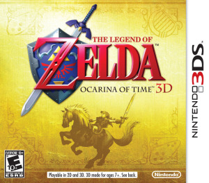 The Legend of Zelda: Ocarina of Time 3D (Nintendo)