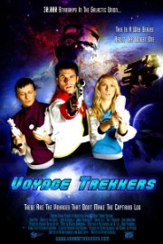 Voyage Trekkers by Nathan Blackwell