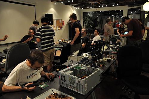 HeatSync Labs (Photo credit: JohnKit)