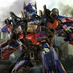 Optimus Prime: Courtesy of Paramount Pictures