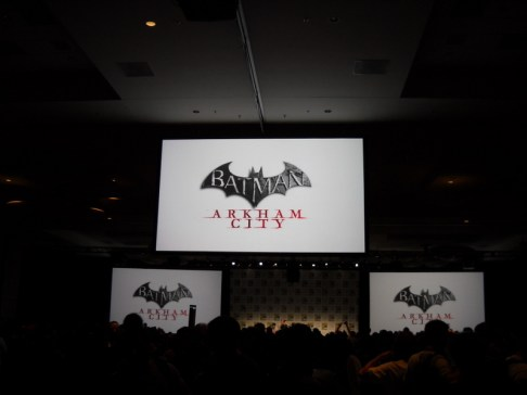 Fans that were lucky enough to find a spot in the Batman: Arkham City panel were treated to a trailer that revealed Solomon Grundy as one of Batman's foes in the upcoming video game.