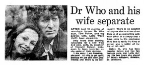 marriage in doctor who