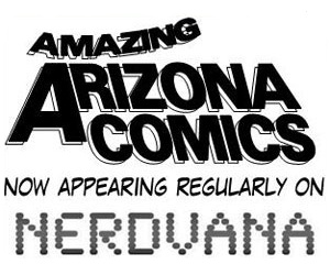 Amazing Arizona Comics on Nerdvana