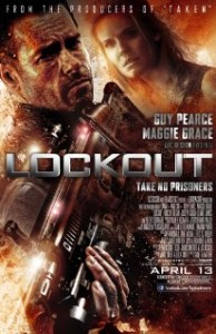 Lockout Film Poster