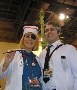 Dr. Midnite & Nurse Nocturna