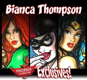 Bianca Thompson Exclusives