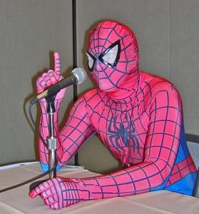 Spider-Man (Timothy Davis)