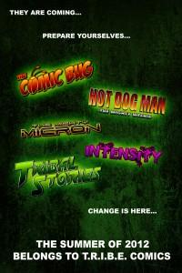 T.R.I.B.E. Upcoming Titles