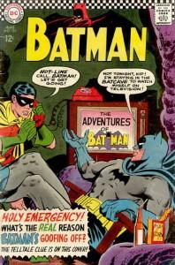 Batman #183 - © 2012 DC Comics