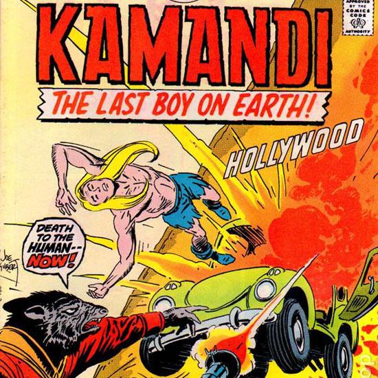 Kamandi #41