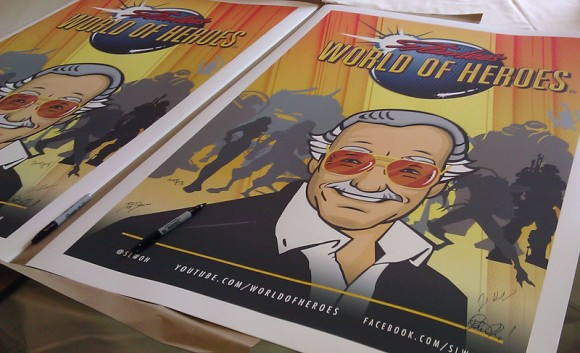 Stan Lee's World of Heroes YouTube Channel