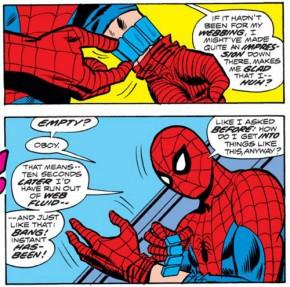 Amazing Spiderman #128