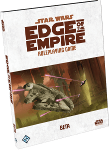 Star Wars RPG: Edge of the Empire (Fantasy Flight Games)