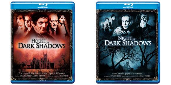 House of Dark Shadows and Night of Dark Shadows