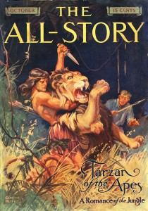 The All-Story Magazine - Oct. 1912