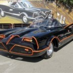 Batmobile (Barrett-Jackson)