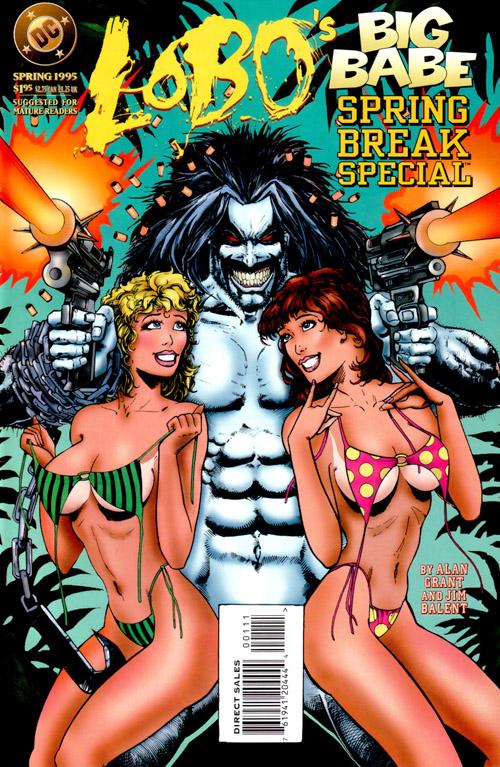 Lobo's Big Babe Spring Break Special – Spring 1995