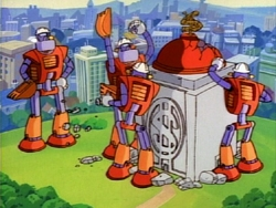 DuckTales Robot Raiders