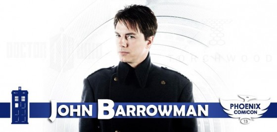 John Barrowman at Phoenix Comicon 2013