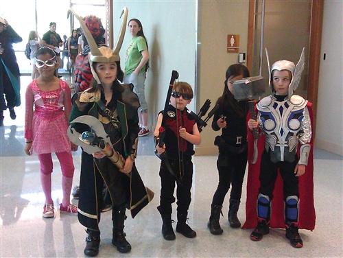 Junior Avengers