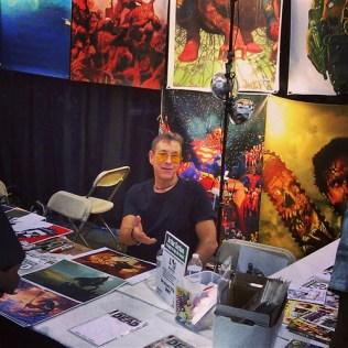 Marvel Zombies Artist Arthur Suydam