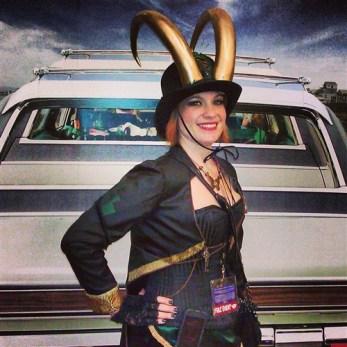 Victorian Lady Loki